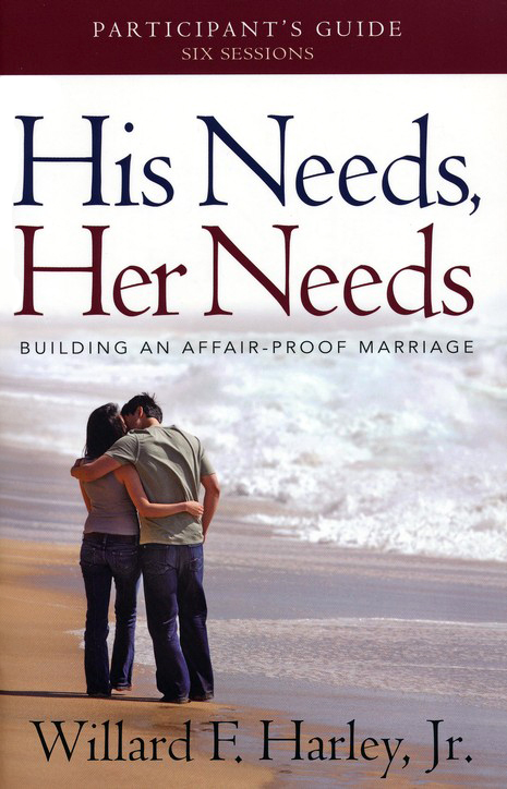 His Needs, Her Needs: Building an Affair-Proof Marriage, Participant's Guide