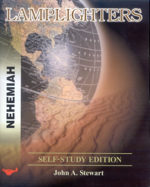 Nehemiah: God's Builder, Lamplighters Self-Study Edition