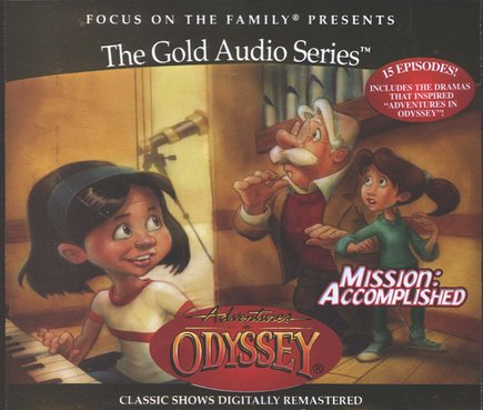 Adventure in Odyssey® #6: Mission Accomplished