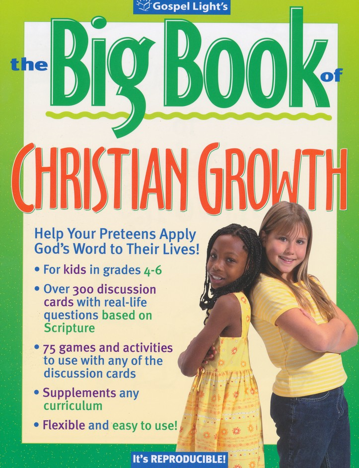 Big Book of Christian Growth