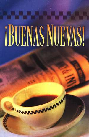 Good News! (Spanish): pack of 25 tracts
