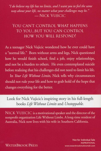 Your Life Without Limits 10 pack: Living Above Your Circumstances