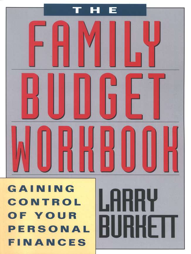 Family Budget Workbook