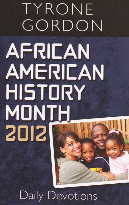 African American History Month Daily Devotions 2012