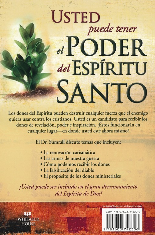 Los Dones y Ministerios del Espíritu Santo  (The Gifts and Ministries of the Holy Spirit)