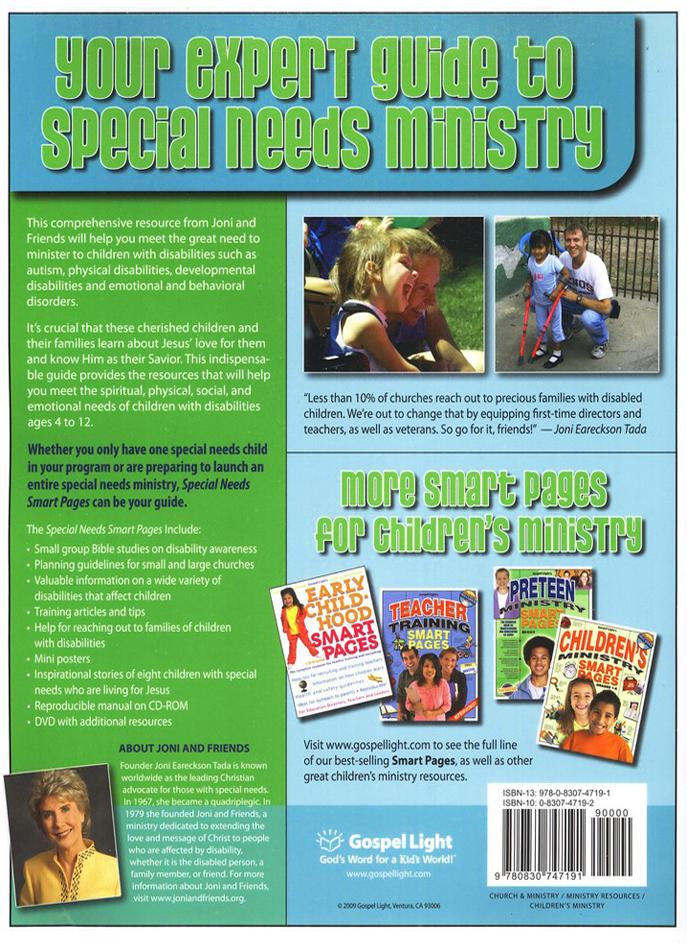 Special Needs Smart Pages: Advice, Answers, and Articles About Teaching Children with Special Needs