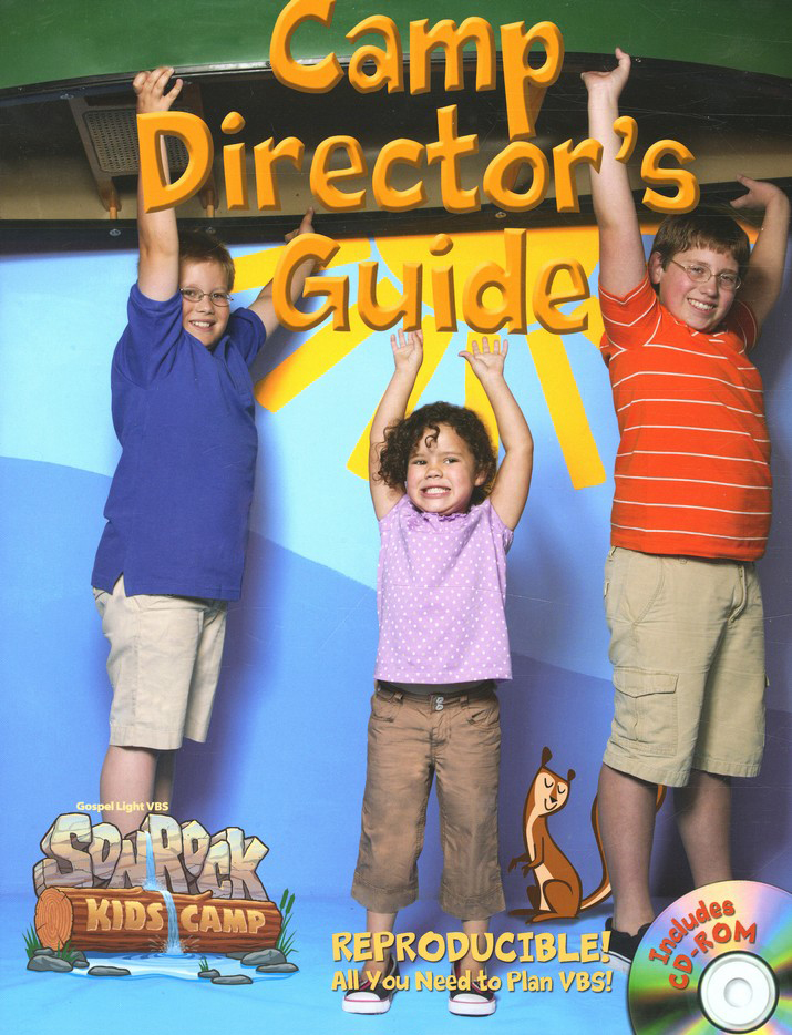 SonRock Director's Guide with CDROM