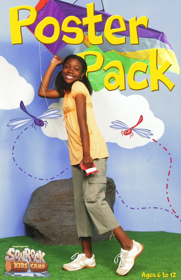 SonRock Kids Camp Poster Pack