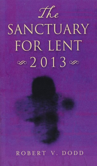 The Sanctuary for Lent, 2013