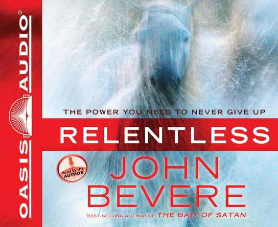 Relentless Unabridged Audiobook on CD