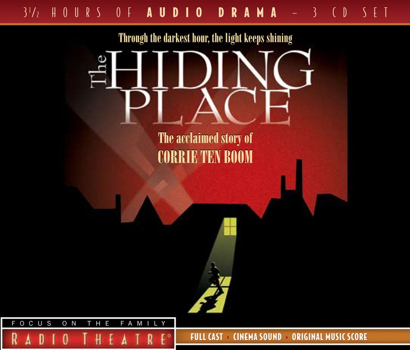 The Hiding Place - Focus on the Family Radio Theatre audiodrama on CD