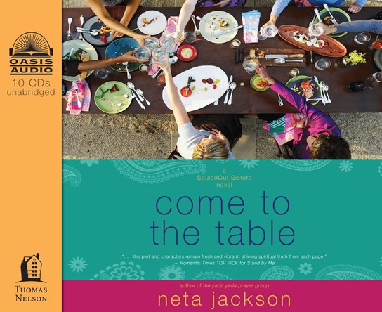 Come to the Table - unabridged audiobook on CD