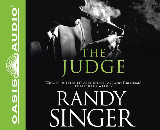 The Judge Unabridged Audiobook on CD