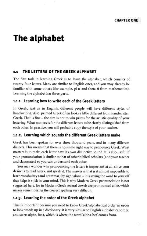 The Elements of New Testament Greek  Third Edition