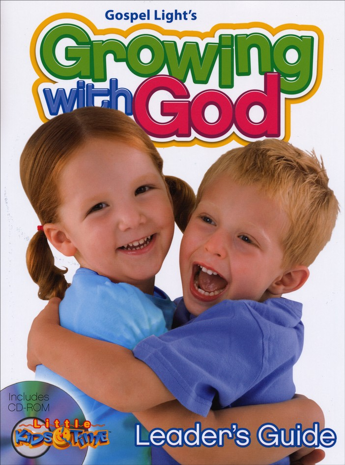 Growing with God--Preschool Ministry Program