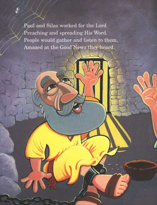 Jailhouse Rock: Acts 16:22-40 for Children Arch Book Series