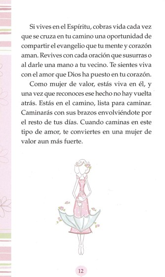 Devocionales para una mujer de gran valor, Becoming a Woman of Worth Devotional