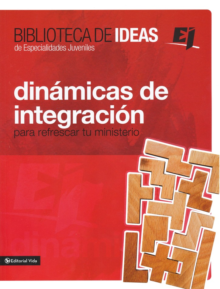 Biblioteca de ideas: Dinámica de Integración  (Ideas Library: Crowd Breakers and Mixers 2)