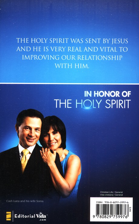 In Honor of the Holy Spirit: The Intimate Person of   the Trinity