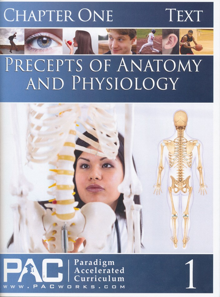 The Precepts of Anatomy & Physiology Full Course Kit