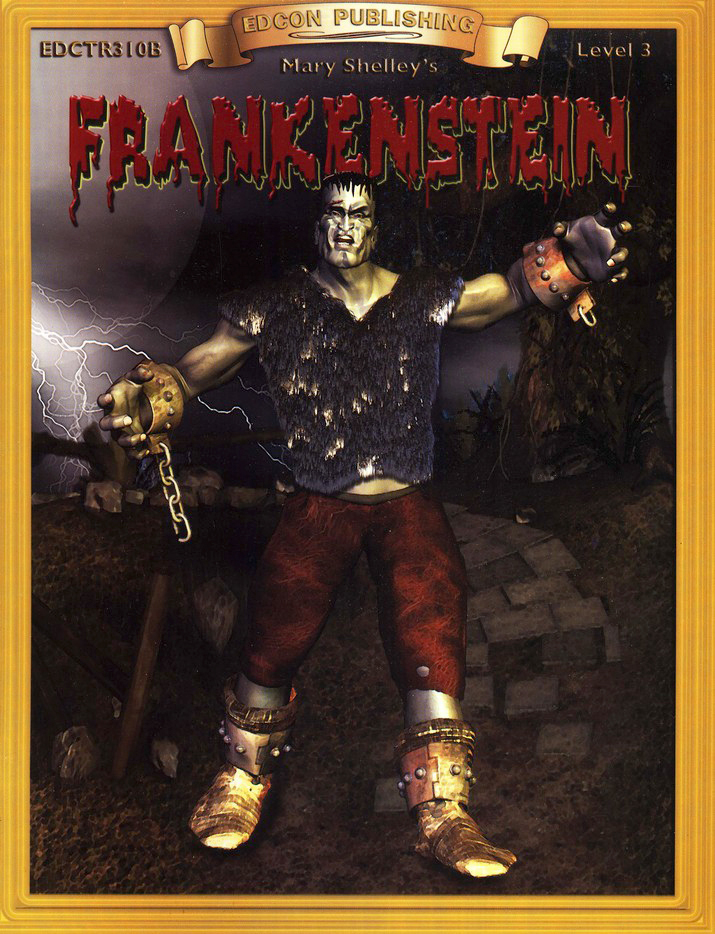 Frankenstein Workbook edition