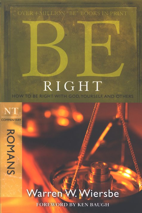 Be Right (Romans)