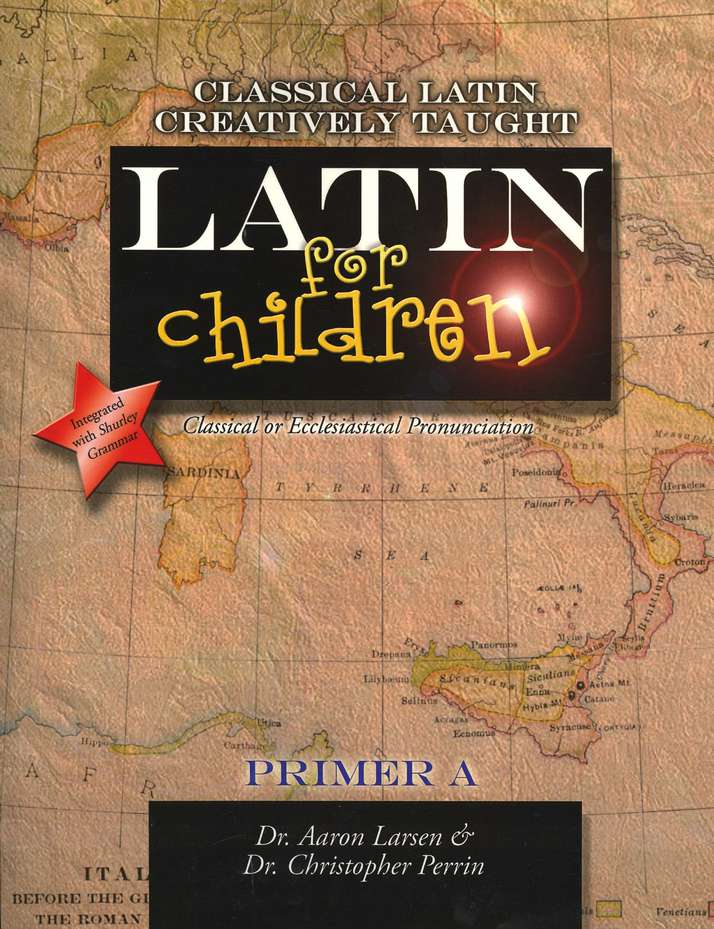 Latin For Children, Primer A Text