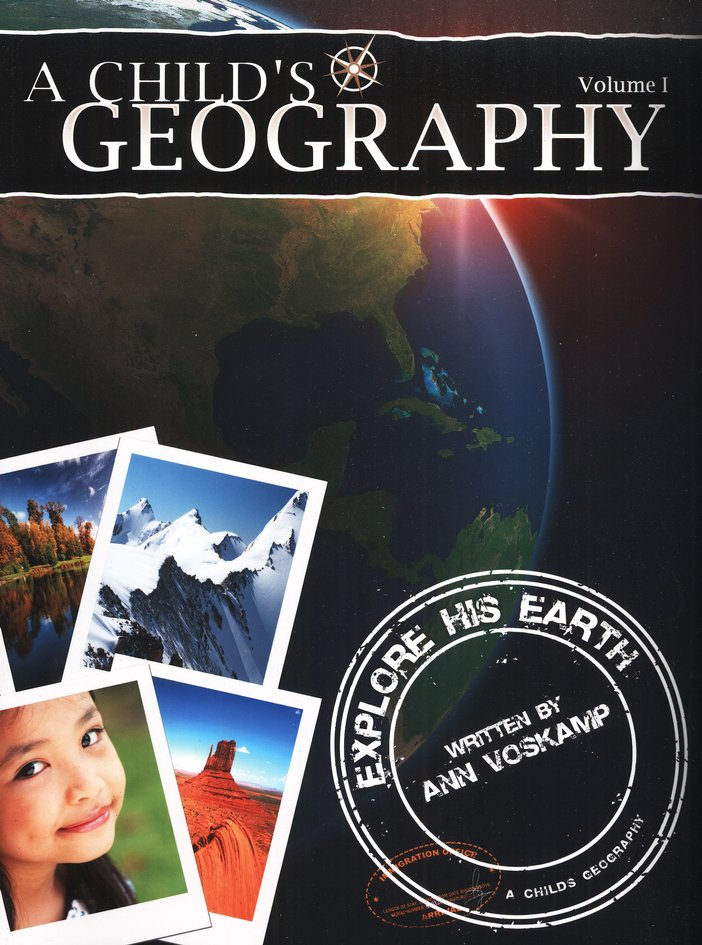 A Child's Geography--Book and CD-ROM