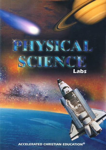 Physical Science Labs DVD