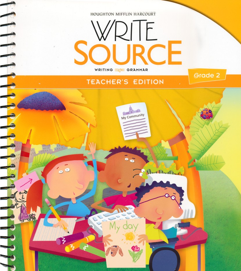 Write Source Grade 2 Homeschool Package