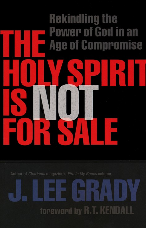 The Holy Spirit Is Not for Sale