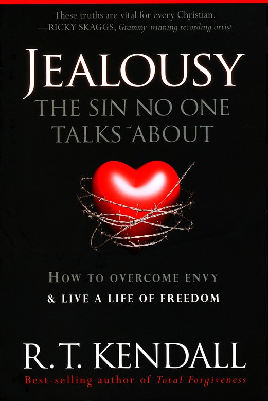 The Sin No One Talks About--Jealousy