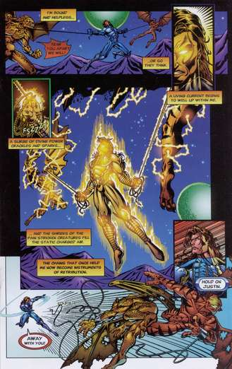 Archangels Comics Volumes 7-9