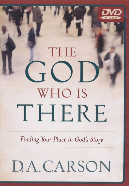 The God Who Is There, 4-DVD Set