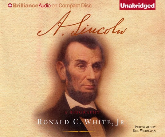 A. Lincoln: A Biography - Unabridged Audiobook on CD