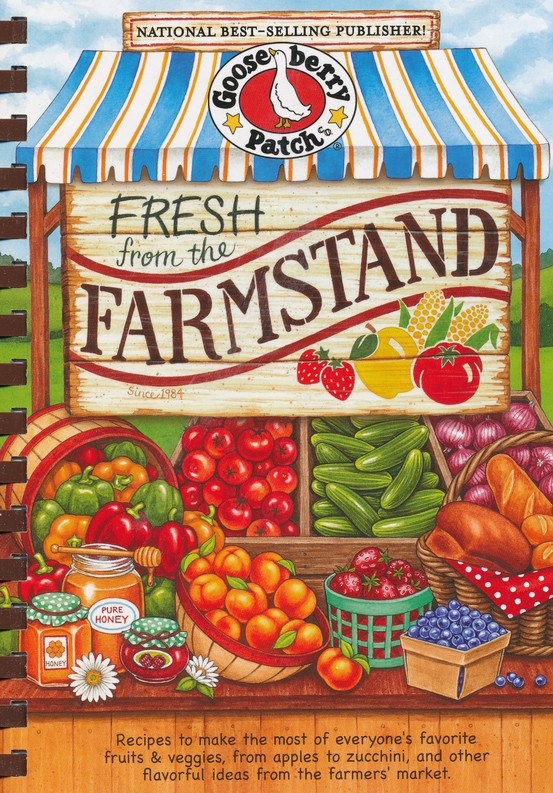 Fresh from the Farmstand, Cookbook