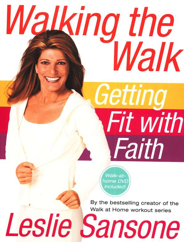 Walking the Walk: Getting Fit with Faith--Book and DVD