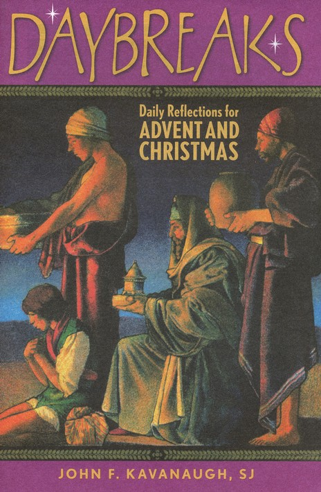 Daybreaks: Daily Reflections for Advent and Christmas (Theme: Opening Your Life to God)