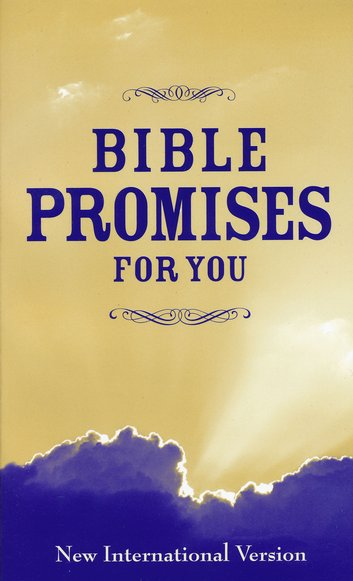 Bible Promises for You, NIV