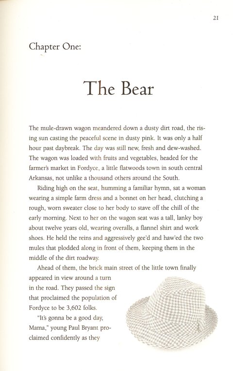 The Bear: The Legendary Life of Coach Paul Bear Bryant
