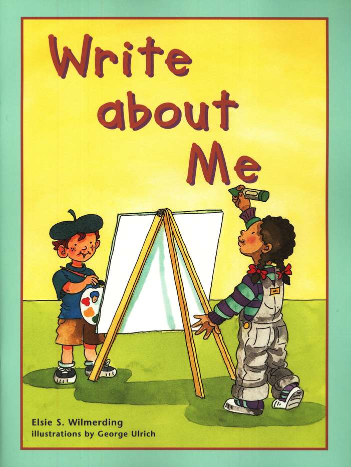 Write About Me, Grade 1