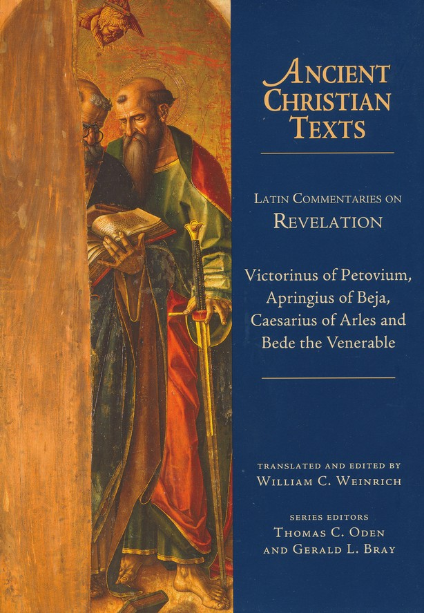 Latin Commentaries on Revelation: Ancient Christian Texts [ACT]