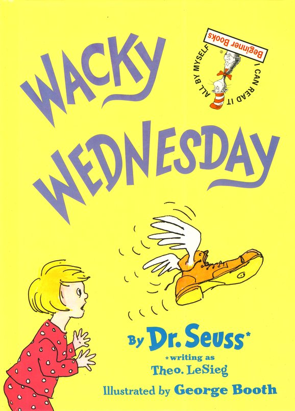 Wacky Wednesday, An I Can Read It All By Myself Beginner Book