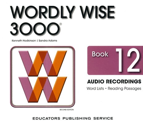 Wordly Wise 3000 Book 12 Audio CD