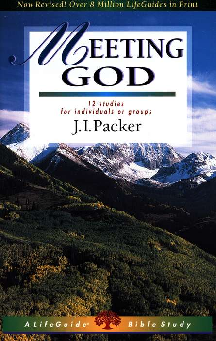 Meeting God: LifeGuide Topical Bible Studies