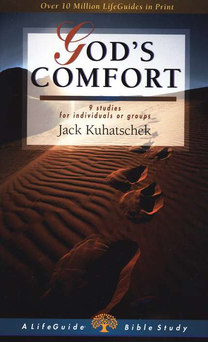God's Comfort, LifeGuide Topical Bible Studies
