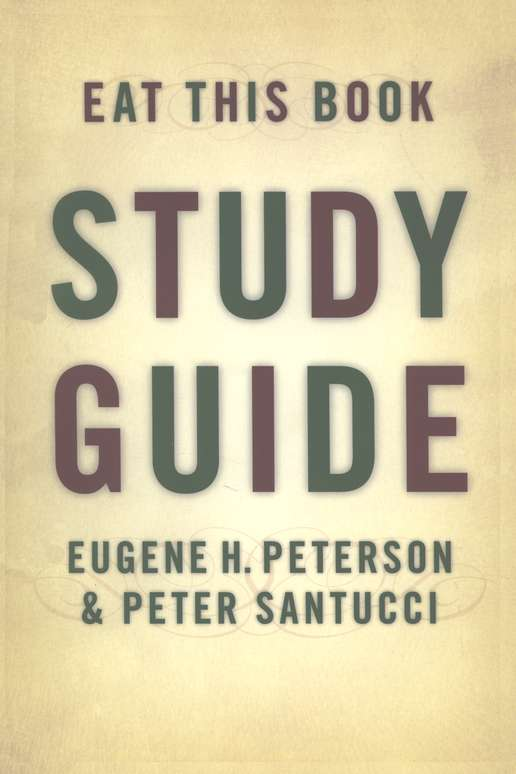Eat This Book, Study Guide