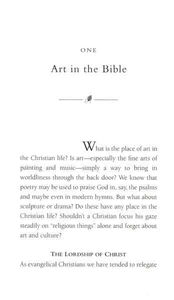 Art and the Bible
