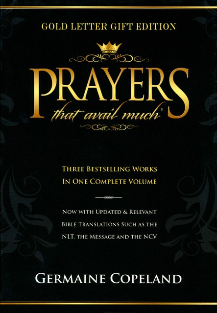 Prayers That Avail Much, Gold Letter Gift Edition