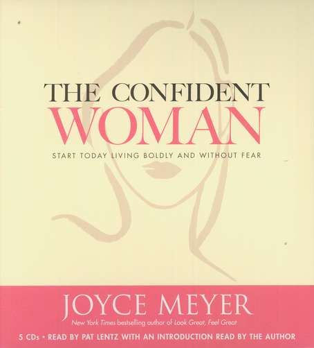 The Confident Woman Audiobook on CD
